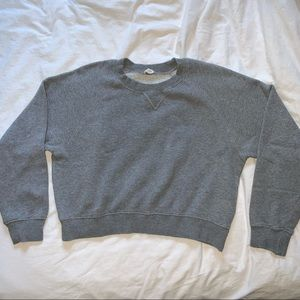 grey Brandy Melville women's sweater